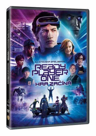 Ready Player One: Hra začíná 2DVD (DVD)