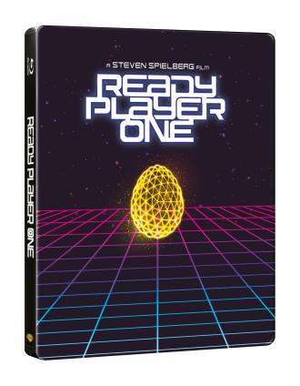 Ready Player One: Hra Začíná 2Bd (3D+2D) - Steelbook (BRD)