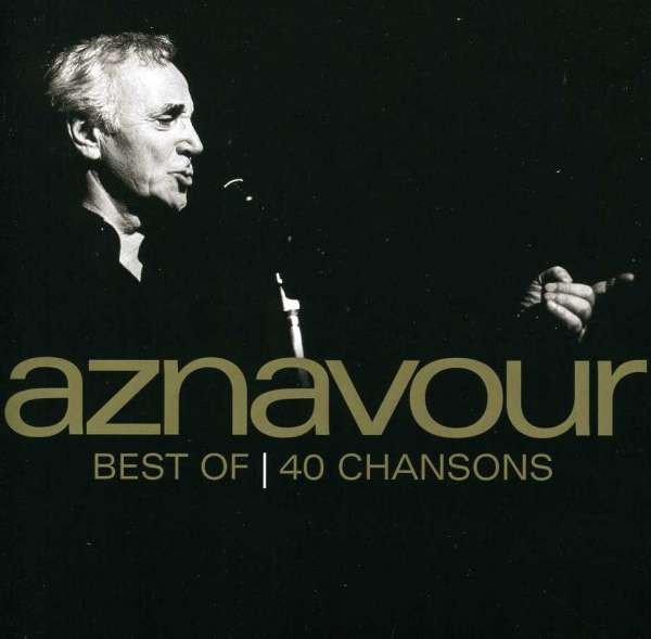 Charles Aznavour - Best Of - 40 Chansons
