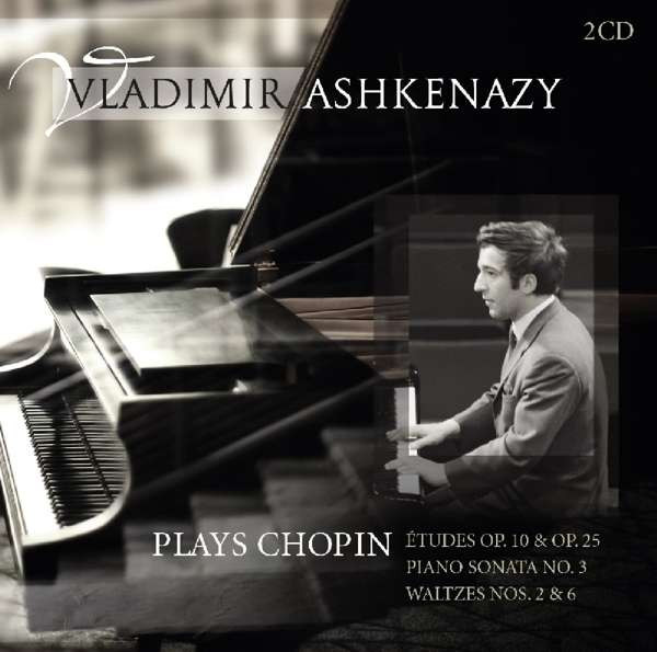 Vladimir Ashkenazy - Vladimir Ashkenazy Plays Chopin