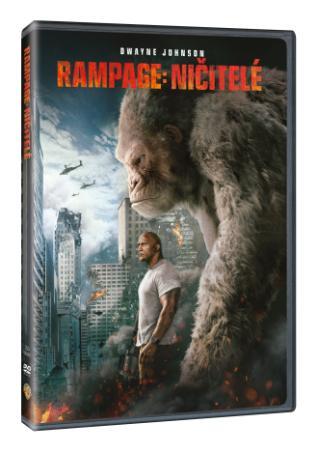 Rampage: Ničitelé (DVD)