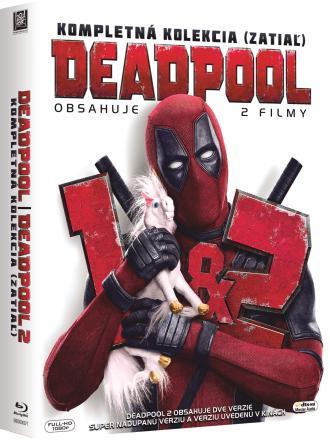 Deadpool 1&2 (Deadpool 1&2) (BRD)