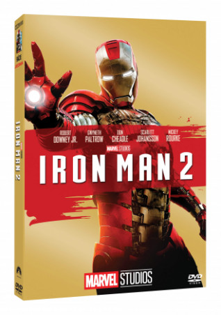 Iron Man 2 - Edice Marvel 10 let (DVD)