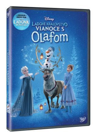 Ľadové kráľovstvo: Vianoce s Olafom (SK) DVD (DVD)