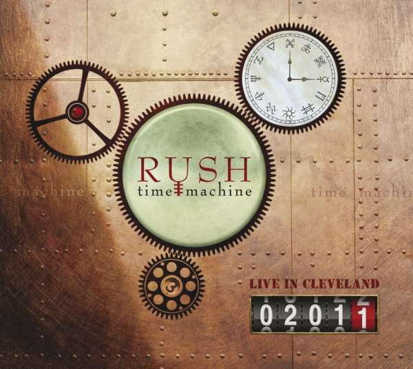 Rush - Time Machine 2011-Live In Clev