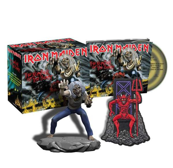 Iron Maiden - The Number of the Beast (Collectors)