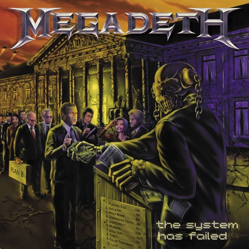 Megadeth - The System Has Failed (2019 Remaster)