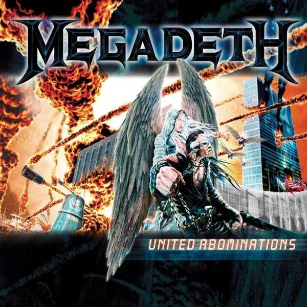 Megadeth - United Abominations (2019 Remastered)