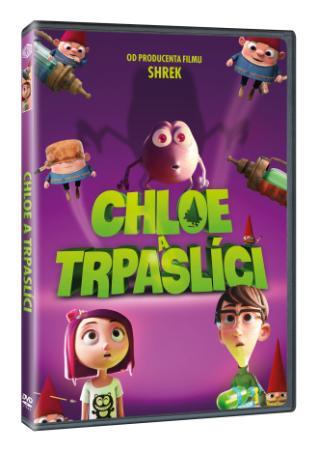 Chloe a trpaslíci (SK) (DVD)
