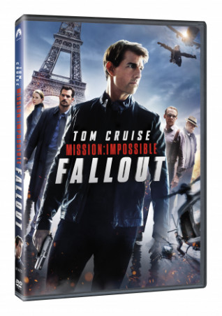 Mission: Impossible - Fallout (DVD)