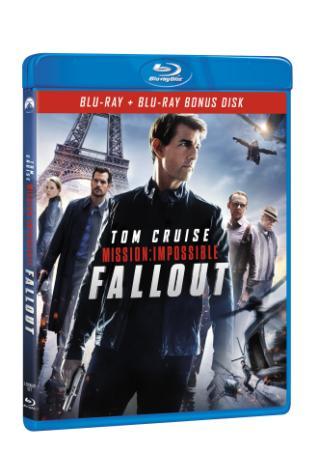 Mission: Impossible - Fallout 2BD (BD+bonus disk) (BRD)