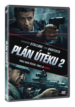 Plán útěku 2 (DVD)
