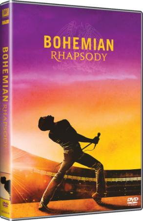 Bohemian rhapsody (Bohemian Rhapsody) (DVD)