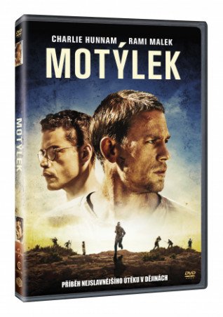 Motýlek (DVD)