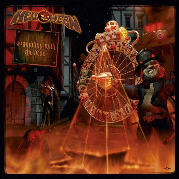 Helloween - Gambling with the Devil Ltd.