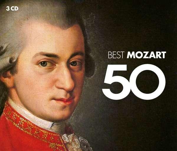 VARIOUS ARTISTS - 50 BEST MOZART