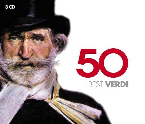VARIOUS ARTISTS - 50 BEST VERDI