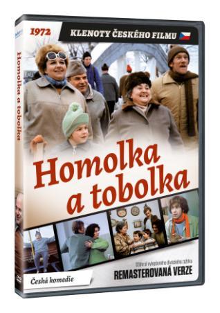 Homolka a tobolka (remasterovaná verze) (DVD)
