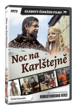 Noc na Karlštejně DVD (remasterovaná verze) (DVD)