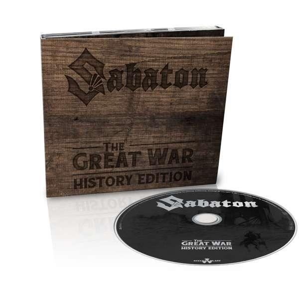 Sabaton - the Great War (History) Ltd.
