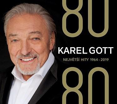 Gott Karel - 80/80 Nejvetsi Hity 1964-2019