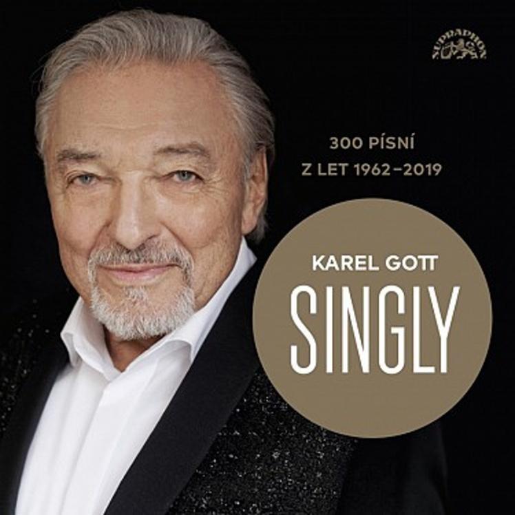Gott Karel - Singly / 300 Pisni Z Let 1962-2019