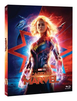 Captain Marvel BD - Limitovaná sběratelská edice (BRD)