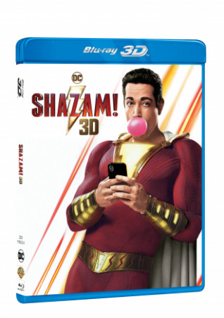 Shazam! 2BD (3D+2D) (BRD)