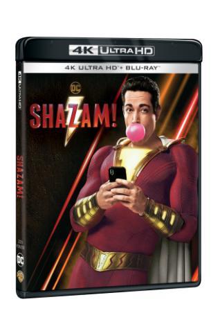 Shazam! 2BD (UHD+BD) (BRD)