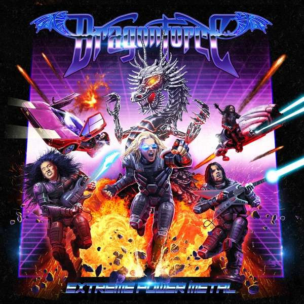 Dragonforce - Extreme Power Metal Ltd.