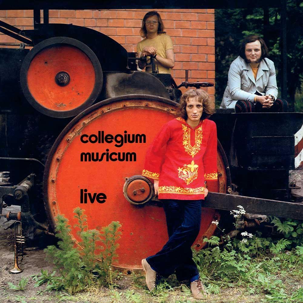 Collegium Musicum - Live (Vinyl)