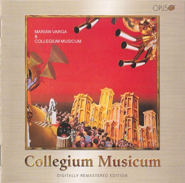 COLLEGIUM MUSICUM - MARIAN VARGA & COLLEGIUM MUSICUM