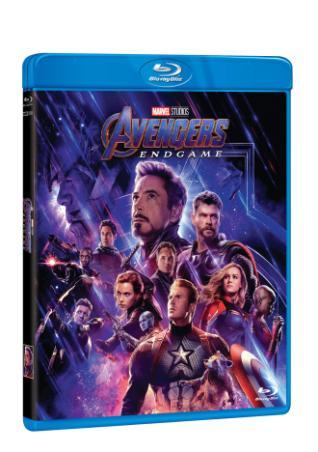 Avengers: Endgame 2BD (2D+bonus disk) (BRD)