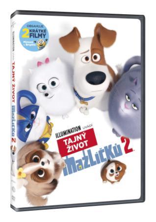 Tajný život maznáčikov 2 (SK) (DVD)