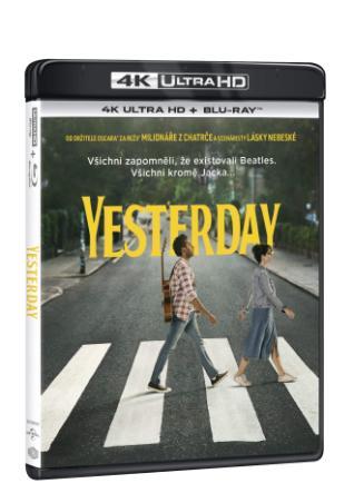 Yesterday 2BD (UHD+BD) (BRD)