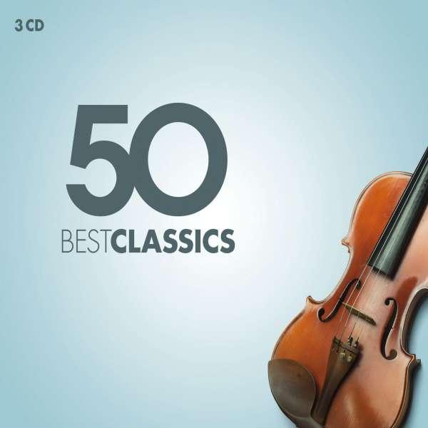 VARIOUS ARTISTS - 50 BEST CLASSICS (2016)