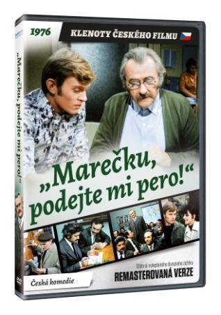 Marečku, podejte mi pero (remasterovaná verze) (DVD)
