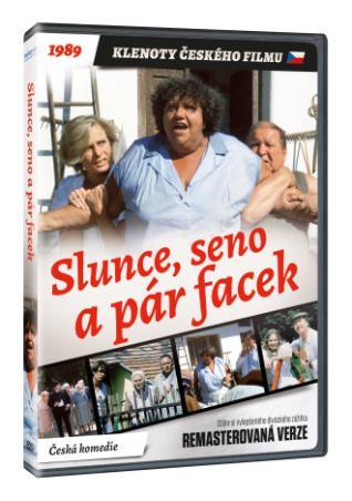 Slunce, seno a pár facek (remasterovaná verze) (DVD)
