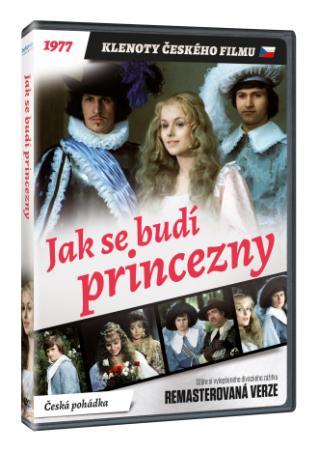 Jak se budí princezny (remasterovaná verze) (DVD)