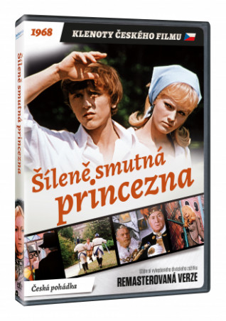 Šíleně smutná princezna (remasterovaná verze) (DVD)