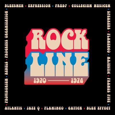 Various - Rock Line 1970-1974