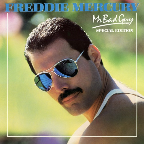 Mercury Freddie - MR BAD GUY
