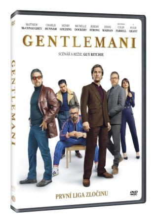Gentlemani (DVD)