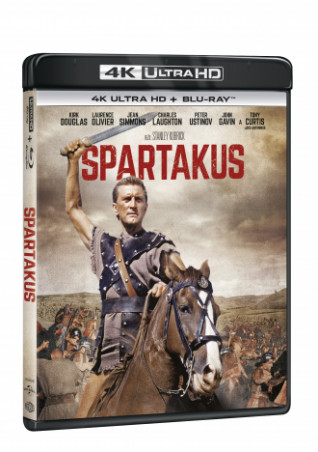 Spartakus 2BD (UHD+BD) (BRD)