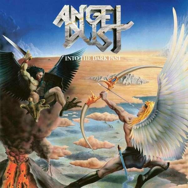 ANGEL DUST - INTO THE DARK PAST GREEN LT