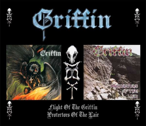 Griffin - Flight of the Griffin / Protectors of the Lair - Ultimate Edition