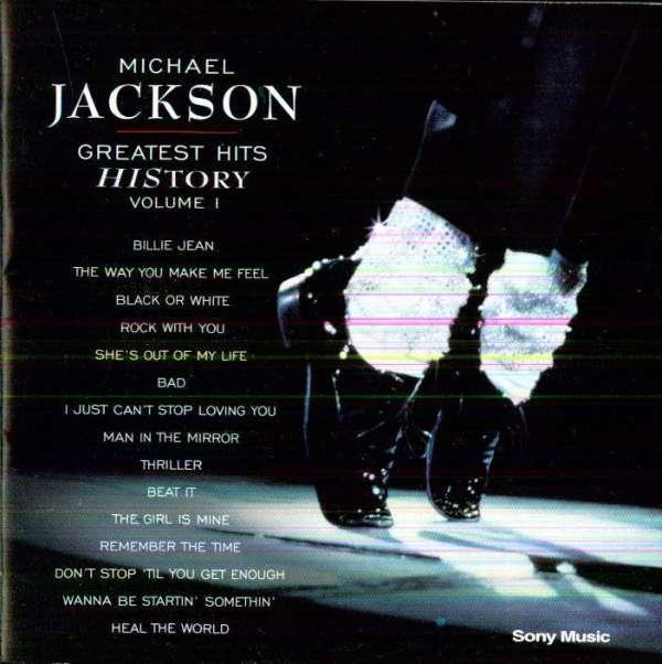 Jackson, Michael - Michael Jackson Greatest Hits