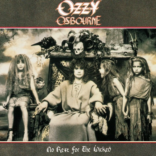 Osbourne, Ozzy - No Rest For the Wicked