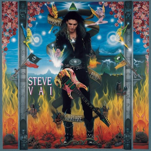 Vai, Steve - Passion and Warfare