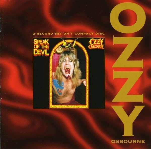 Osbourne, Ozzy - Speak of the Devil